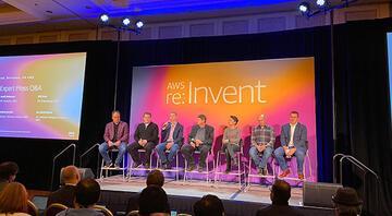 AWS re:Invent etkinliğine binlerce geliştirici akın etti