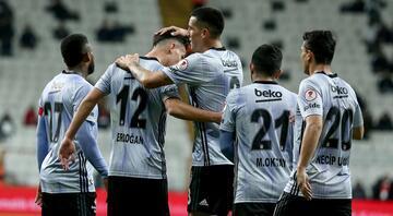 Beşiktaş - 24 Erzincanspor: 3-0 | Maçın özeti ve golleri