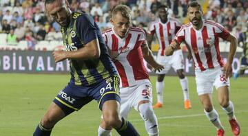Sivasspor-Fenerbahçe maç biletleri satışta
