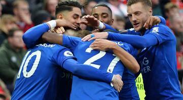 Premier Ligde Leicester City fırtınası esiyor