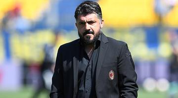Napolide Gattuso sesleri Eljif Elmas...