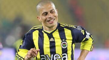 Alex de Souzadan Fenerbahçe açıklaması 2021 için sinyali verdi...