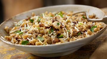 Mantarlı risotto tarifi