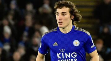 Leicester Cityden Çağlar Söyüncüye yeni sözleşme