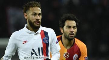 Neymar: Galatasarayı böyle oynayarak yendiğimiz için mutluyum