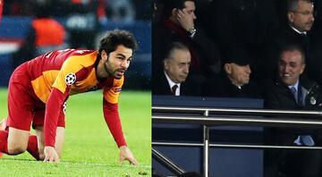 Galatasaray PSG yenilgisi Avrupa basınında Sadece izledi