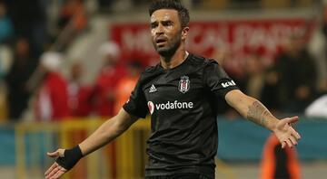 Beşiktaşta Gökhan Gönül ile yola devam