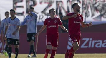 24Erzincanspor - Beşiktaş maçından fotoğraflar...