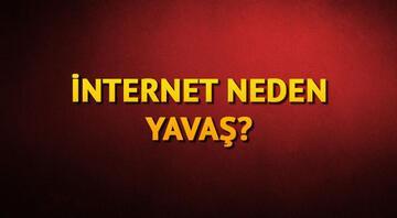 İnternet çöktü mü İnternet neden yavaş