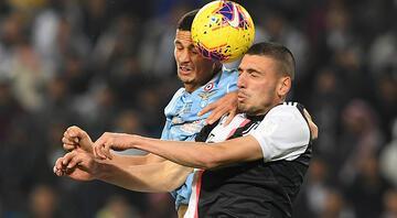 Juventusta Merih Demiral oynadı, kupayı Lazio kazandı