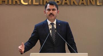 Bakan Kurum, Kanal İstanbulla ilgili çok tartışılan o sorunun yanıtını verdi