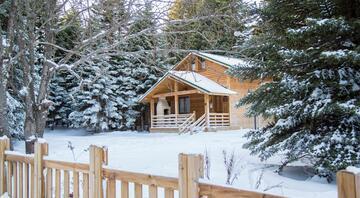 Kış tatilinin en sakin adresleriHepsi Türkiyede, ister kayak yapın ister doğada keşfe çıkın...