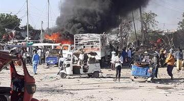 Somalide dünyanın kanını donduran saldırı