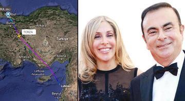 Dünyanın konuştuğu kaçışta Atatürk Havalimanında dikkat çeken iki uçuş