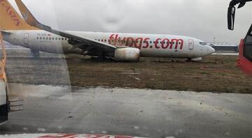 Sabiha Gökçen Havalimanı saat 20:00ye kadar uçuşlara kapalı
