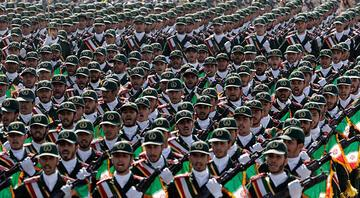 İran Devrim Muhafızları Ordusu:
