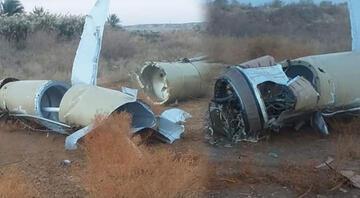 Son dakika haberi: İran, ABDnin Iraktaki üslerini vurdu İlk görüntüler...