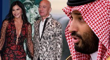 The Guardian: Prens Selman Jeff Bezosun telefonunu hackletti