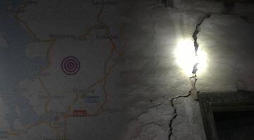 Manisada deprem... İstanbulda da deprem hissedildi