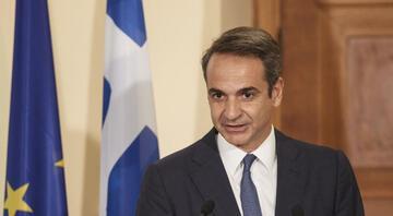 Yunanistan Başbakanı Miçotakisten geçmiş olsun mesajı