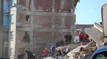 Elazığdaki deprem nedeniyle Türkiyeye taziye ve destek mesajları