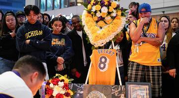 Spor dünyası Kobe Bryantın ölümünün ardından yasa boğuldu