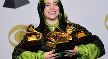 2020 Grammy Ödülleri: Billie Eilish Stili