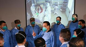 Korkulan oldu... Çinin başkenti Pekinde ilk ölüm