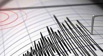 Akdenizde şiddetli deprem 5.4 ile salladı