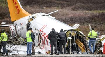 Uçak kazasından yaralı kurtulanlar o anları anlattı
