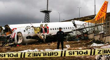 Sabiha Gökçendeki uçak kazasından kahreden detay
