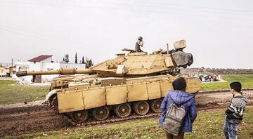 Sınır ötesine güçlü sevkıyat: İdlib'deki TSK gözlem noktalarına 20 tank