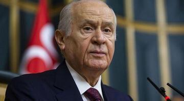 MHP lideri Bahçeliden Mustafa Akıncı tepkisi