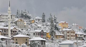 Karadenizde eğitime kar engeli