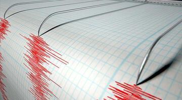 Elazığda korkutan deprem