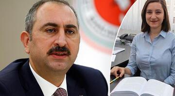 Adalet Bakanı Gül'den Ceren Damar açıklaması