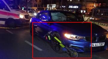 Elektrikli scooter kullanan gencin ölümünde gözaltına alınan şoför tutuklandı