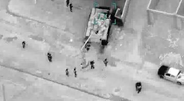 MSB paylaştı Bahar Kalkanı Harekatından çok çarpıcı görüntüler