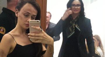 Sevgilisinin dövdüğü Sırp model Tanja Dukiç yaşadığı dehşeti anlattı: Çığlık attım, her şeyi denedim