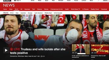 Corona virüs haberinde bir skandal da BBCden geldi: Yine Türkiye fotoğrafı...