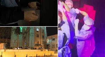 Büyükçekmecedeki korona partisine operasyon 11 kişi gözaltına alındı