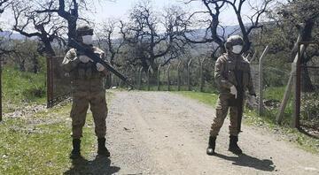 Diyarbakırda karadan ve havadan operasyon