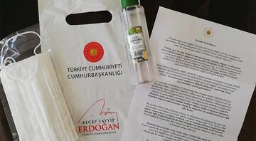 Cumhurbaşkanı Erdoğandan vatandaşa mektup: Bütün imkanlarımızı seferber ediyoruz