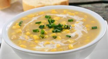 Kremalı mısır çorbası tarifi