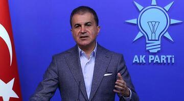 AK Parti Sözcüsü Çelikten Ankara Barosu'na tepki