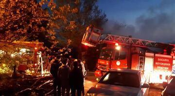 Evde çıkan yangında 9 yaşındaki Şiar öldü