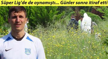 Eski Süper Lig futbolcusu Cevher Toktaş 5 yaşındaki oğlunu hastanede boğarak öldürdü