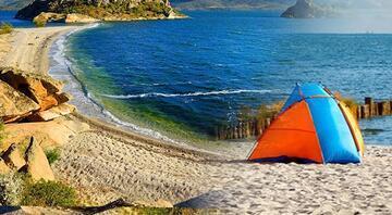 Amatörler için 15 kamp yeri Bu yaz için planlarınıza ekleyin…