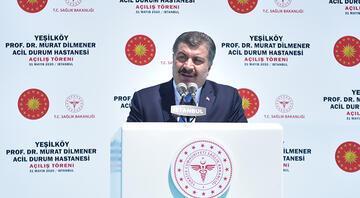 Bakan Koca: Acil durum hastaneleri Türkiye için zorunlu proje