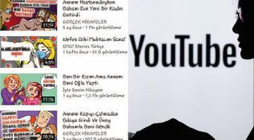 YouTubeda çocuk istismarı Bakanlık harekete geçti: Sosyal rezillik